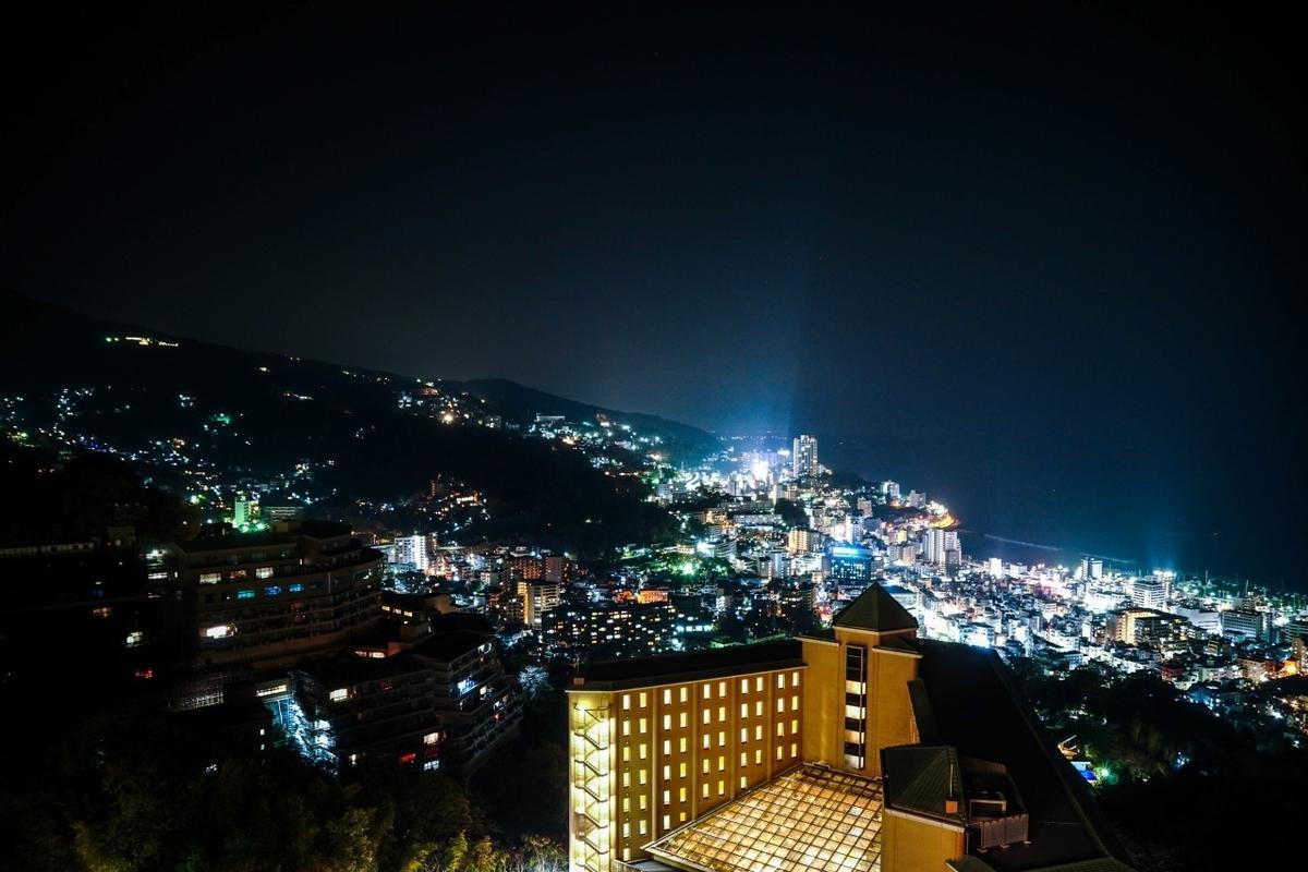 リゾナーレ熱海夜景