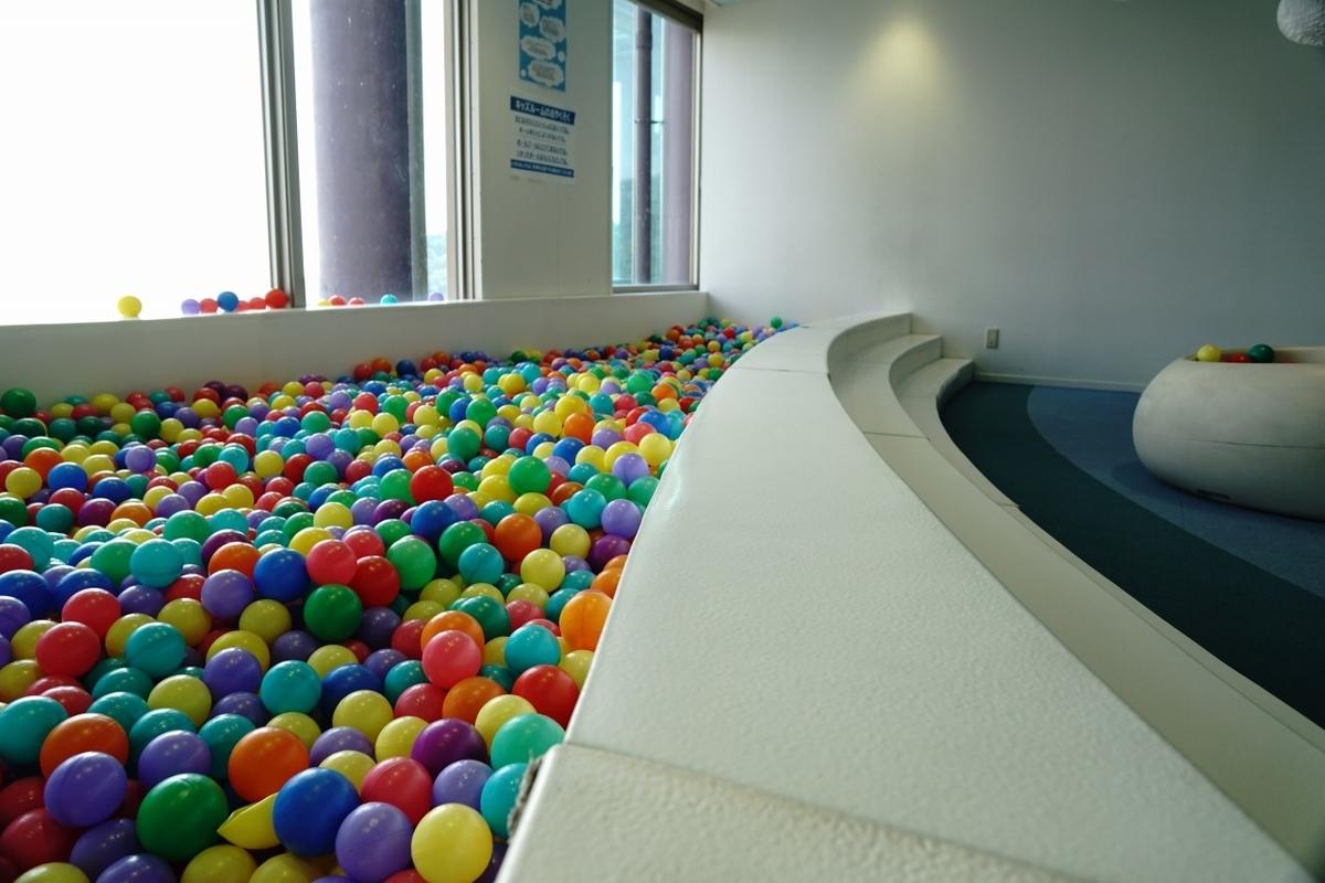 リゾナーレ熱海ボールプール