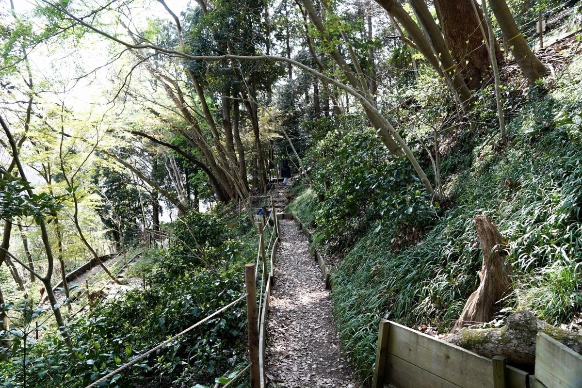 リゾナーレ熱海森の空中基地くすくす散歩道