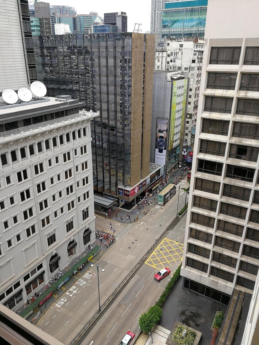 シェラトン香港