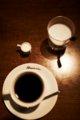 [喫茶店][食事][珈琲][Nikkor][AFS35mmF1.4G] coffee