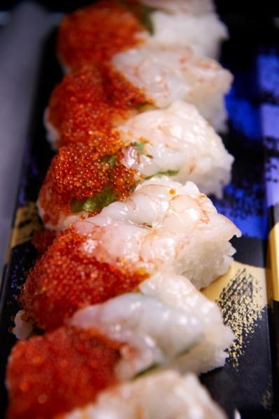 海老押寿司