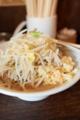 [食][拉麺][Nikkor][AFS35mmF1.4G]二郎風ラーメン
