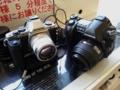 [camera]E-M5とE-1