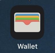 Apple Payアプリのアイコン