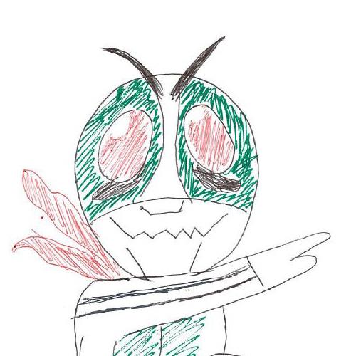 仮面ライター1号プロフ画像