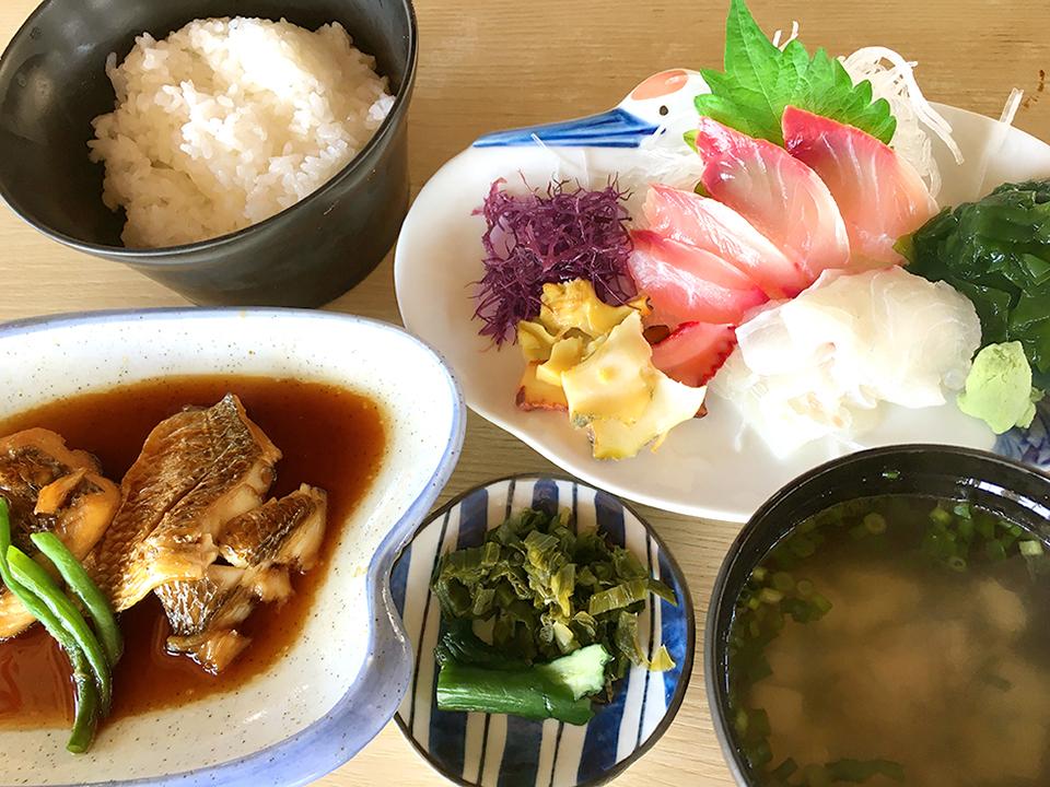 魚正 定食