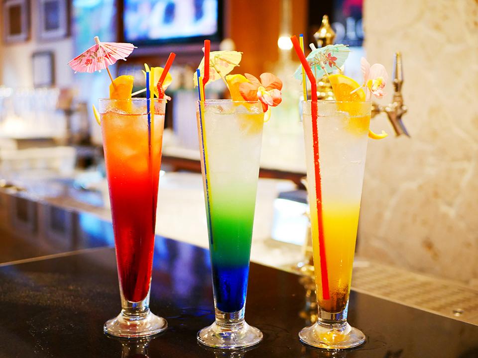 レッドロブスター沖縄国際通り店のおすすめノンアルコールカクテル