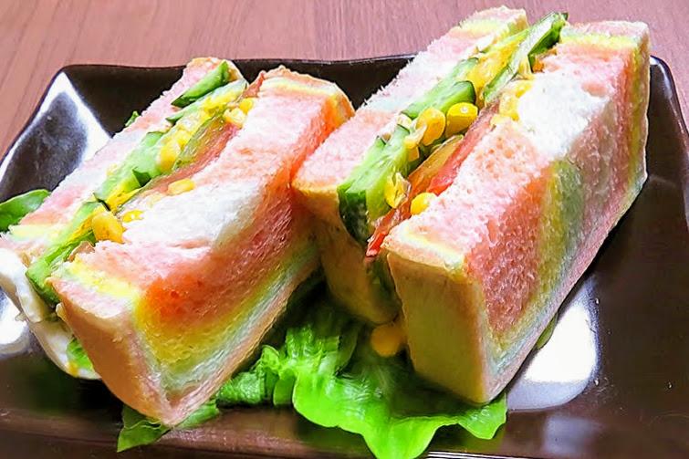 萌え断サンドイッチ