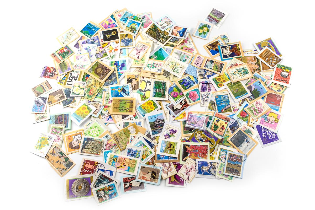 値段 郵便 封筒 切手