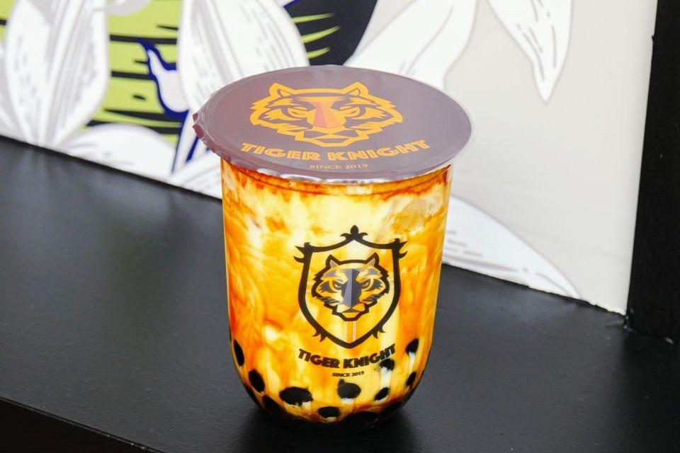 タイガーリッチミルク 630円