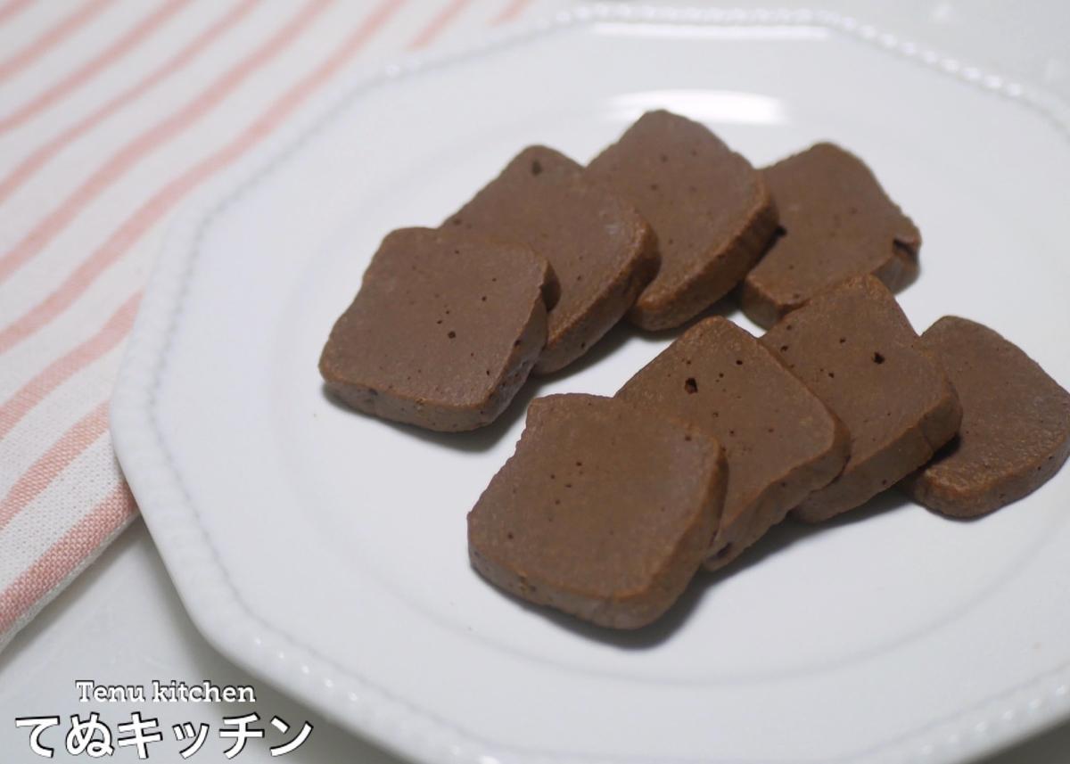 生 チョコ の 作り方 簡単