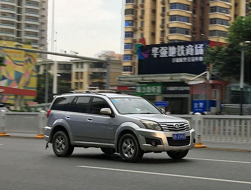 長城汽車 哈弗H3
