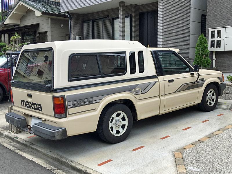 マツダB2000ピックアップSE-5