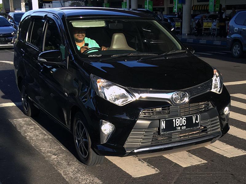 トヨタ・カリヤ Toyota Calya