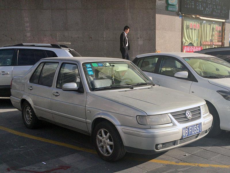 VW桑塔纳3000