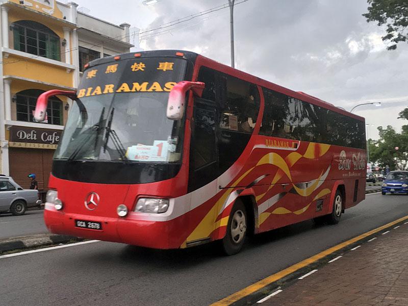 ベンツ バス