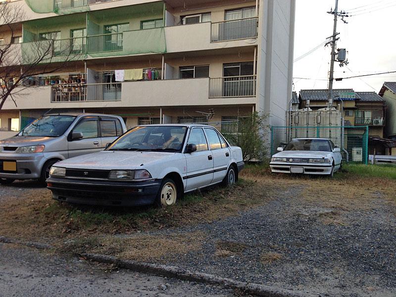 草ヒロカローラマーク2