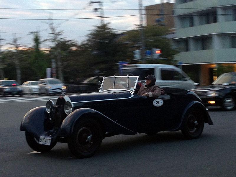 ブガッティタイプ44