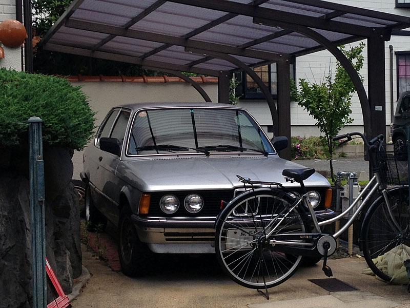 BMW 初代3シリーズ