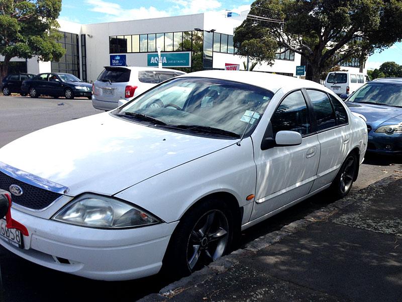 オーストラリア・フォードのファルコン