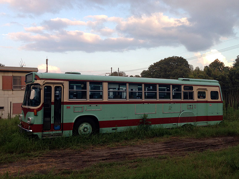 奈良交通の旧色