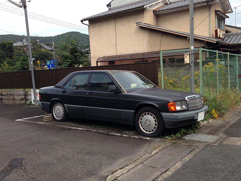 草ヒロ 190E