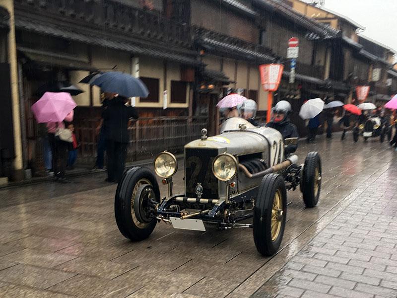 1928 インヴィクタ・4.5Lコンペティション