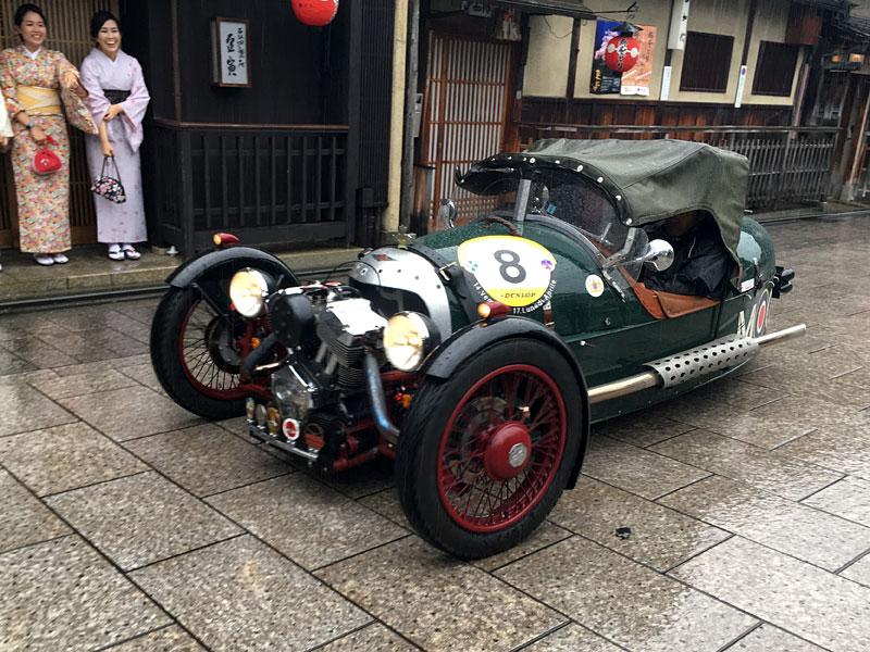 1932 モーガン・3ホイーラー・スペシャル