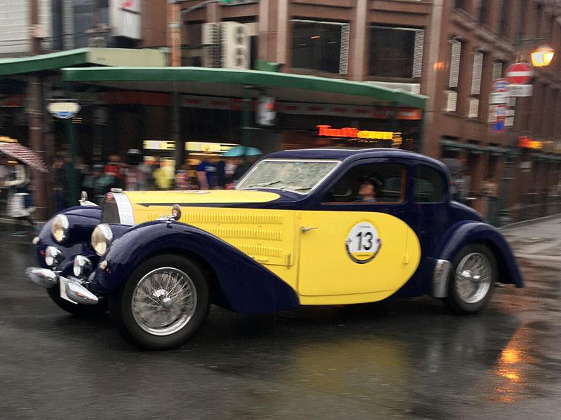 1937 ブガッティ・タイプ57ヴェントー