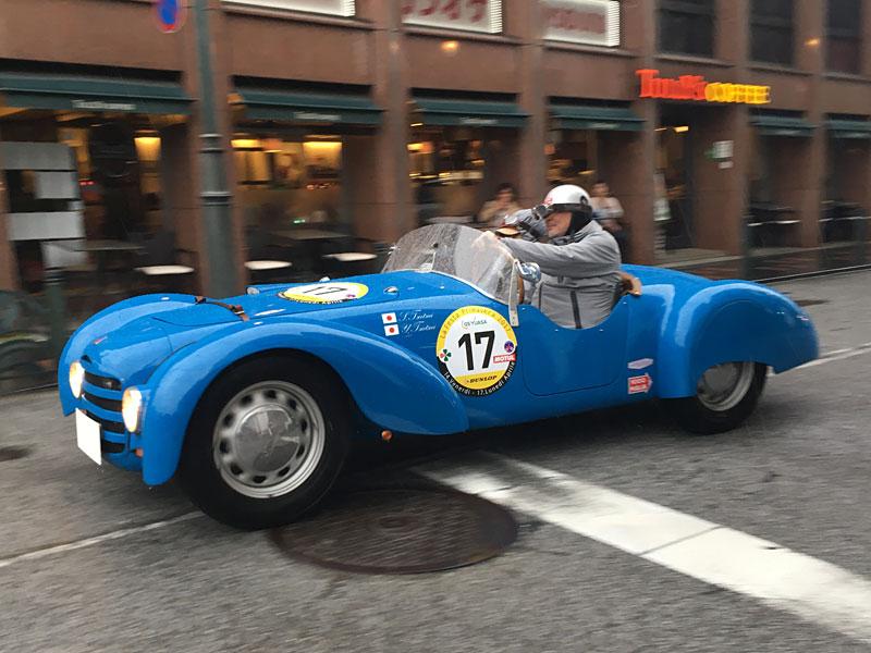 1938 シムカ8・スポーツバルケッタ