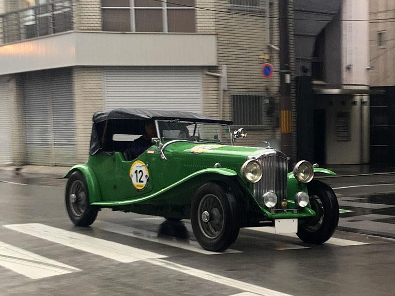 1935 ベントレー・3.5リッター