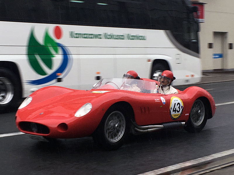 1957 マセラティ・200SI