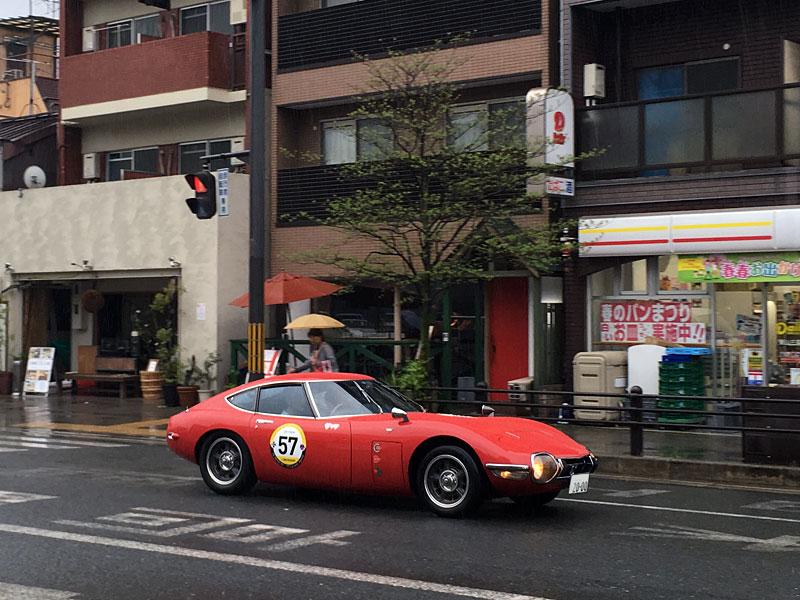 1968 トヨタ・2000GT
