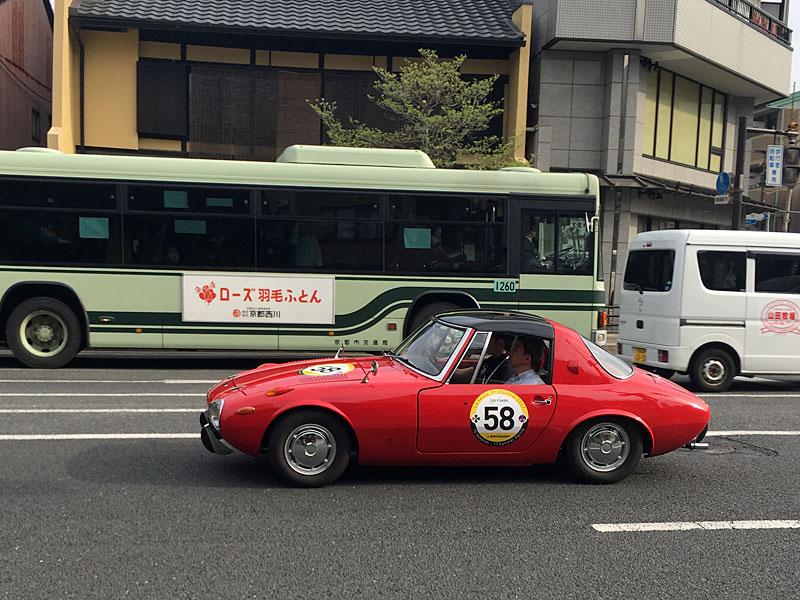1969 トヨタ・スポーツ800