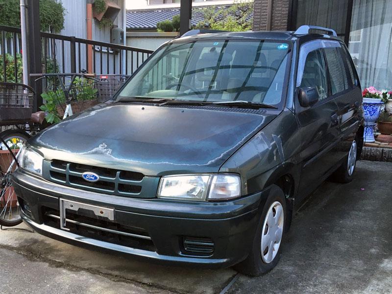 フォード・フェスティバミニワゴン