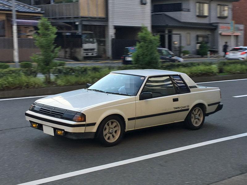 3代目トヨタ・セリカ