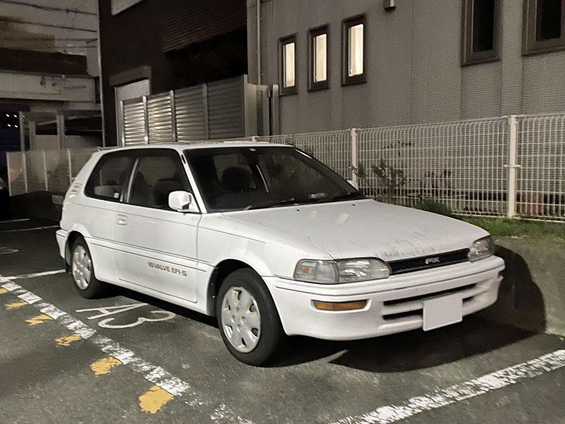 トヨタ・カローラFX