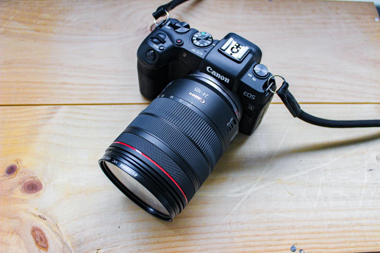 Canon RF24-105mm F4L USM