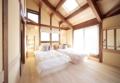 [自然素材][施工事例]施工事例|Bedroom