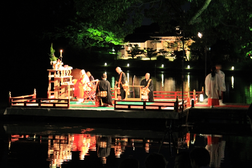 【左京区 不動産】大覚寺 観月の夕べに行こう