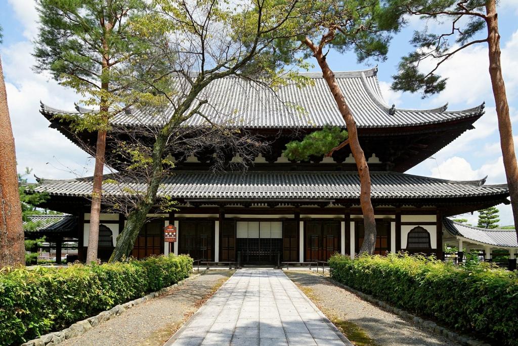 【左京区 不動産】相国寺:春の特別拝観