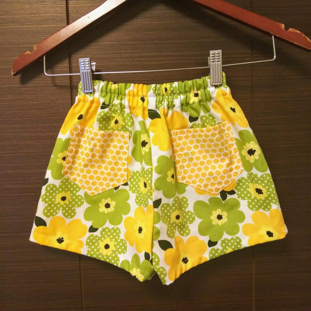 『女の子用ショートパンツ』④