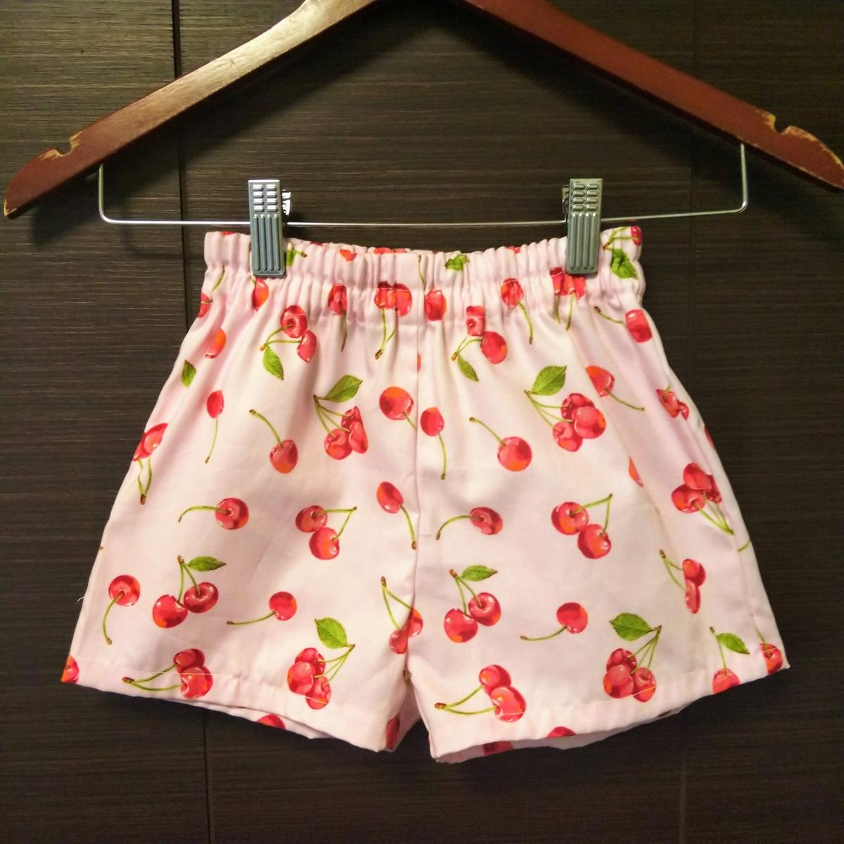 『女の子用ショートパンツ』⑤