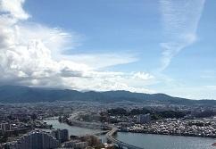 空(福岡タワー)
