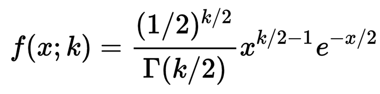 カイ二乗分布
