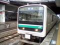 常磐線E501系