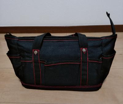 マーベルのバッグ