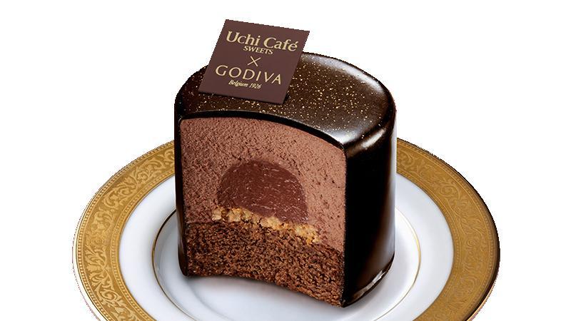 GODIVA×Uchi Café ガトーショコラ ノワール