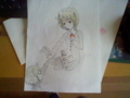 描いてみた リン・レン
